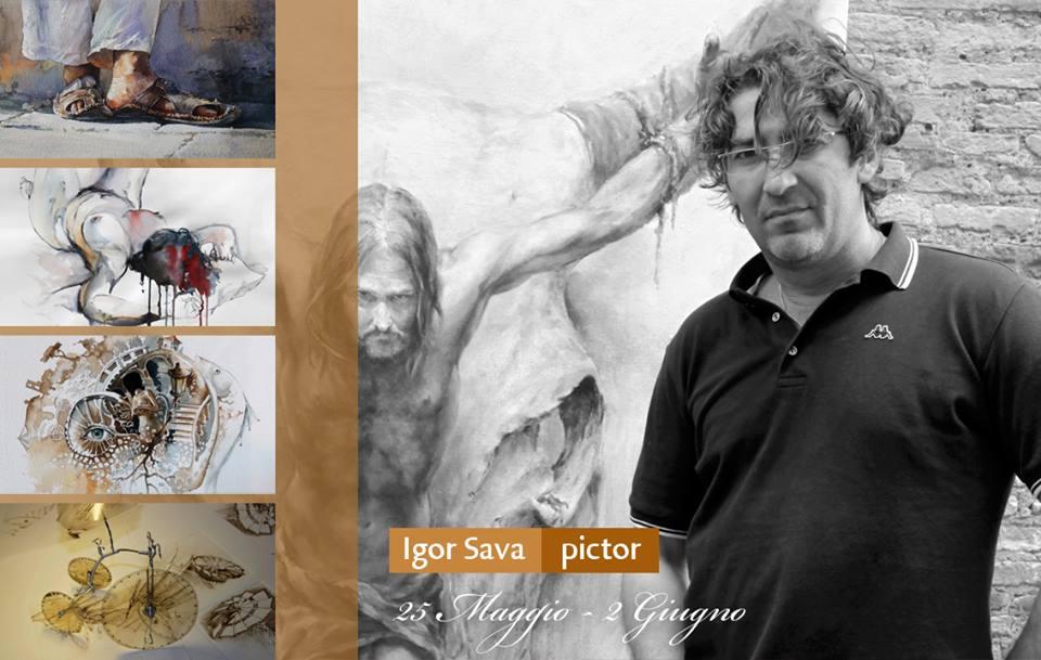 Igor Sava - pittore