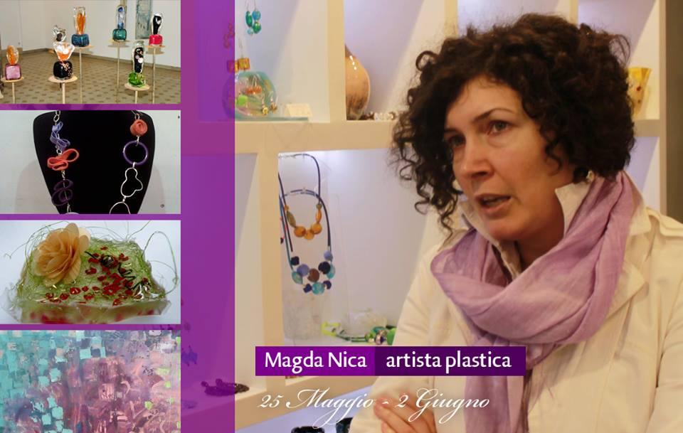 Magda Nica - artista palstica